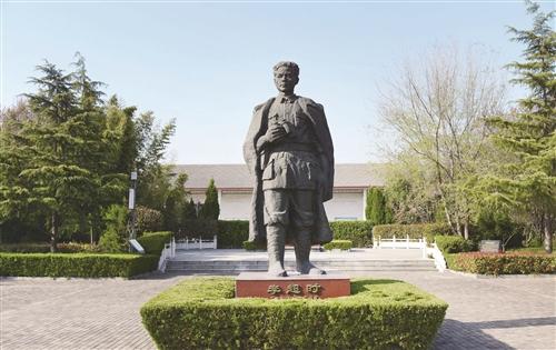 探訪邳州市碾莊鎮李超時紀念館,走進先烈革命往事